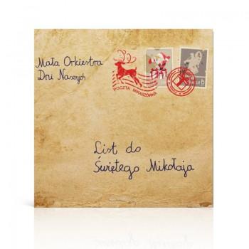 List do Świętego Mikołaja...